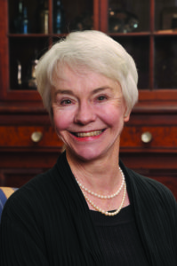 Mary Kay Sullivan has served Maryville College for over 25 years as a professor, a volunteer and now the Chair of the Board of Directors. Photo credit to Maryville College website.